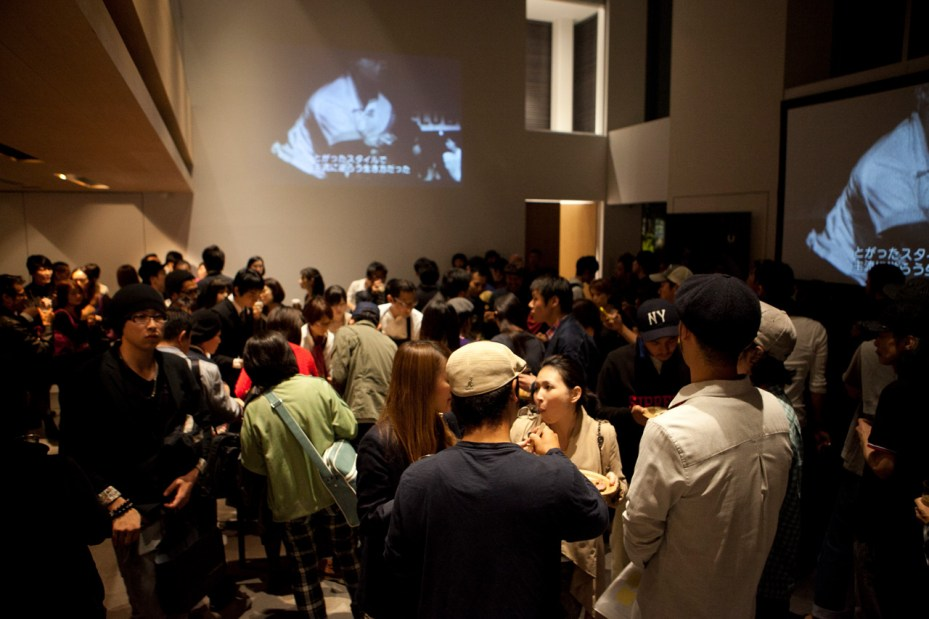 Image of Fred Perry Tokyo 60th Anniversary Event Recap