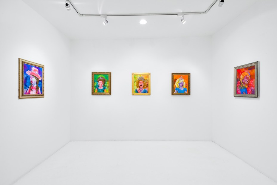 "Image of George ""EWOK"" Thompson ""Pageantry"" Exhibition @ Known Gallery Recap"