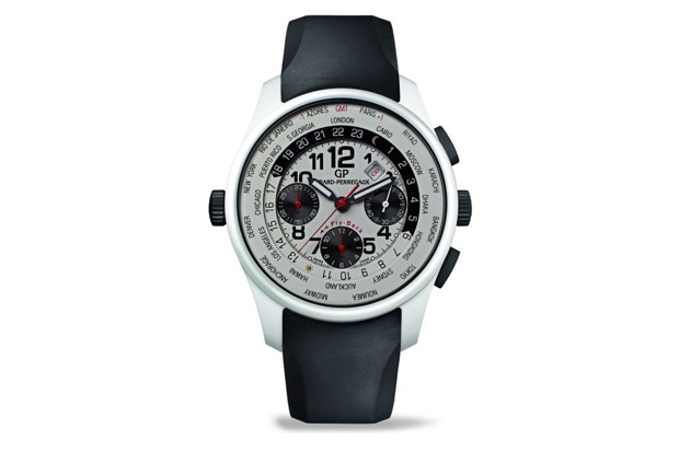 Image of Girard-Perregaux WW.TC Chronograph White Ceramic Watch