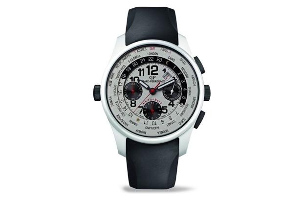 Image of Girard-Perregaux WW.TC Chronograph White Ceramic Watch