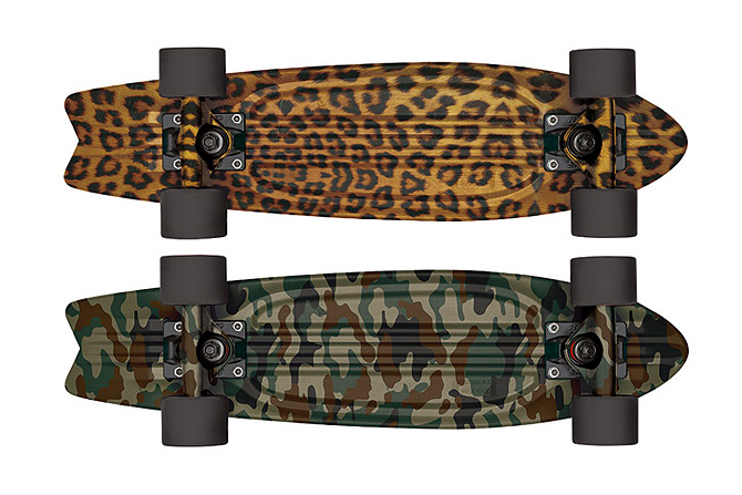 Image of GLOBE Jungle Cruiser Skateboards