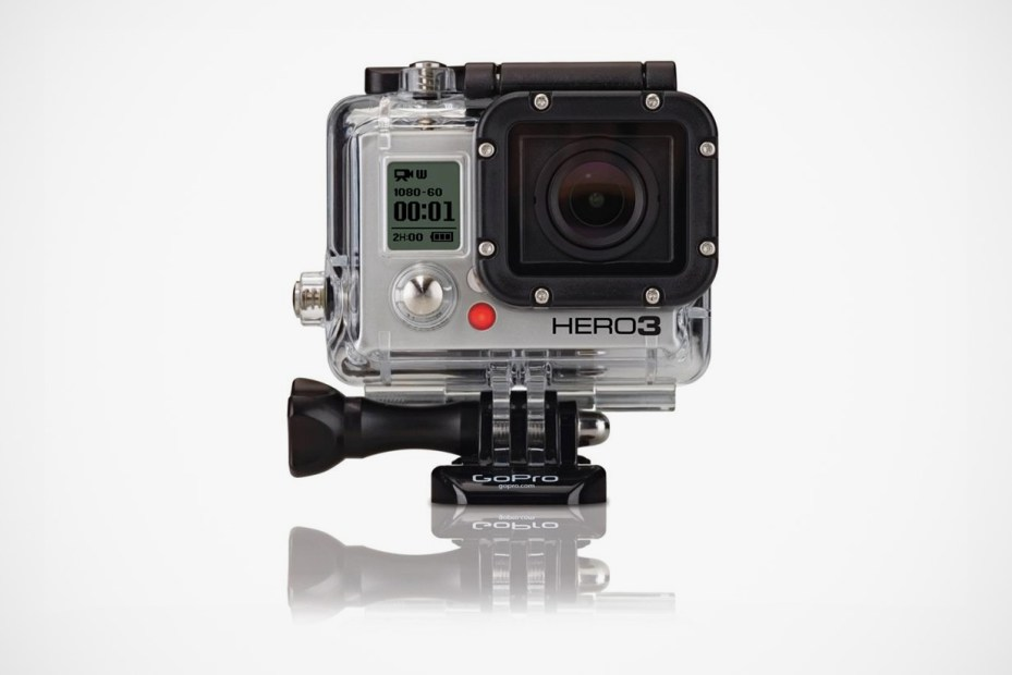 Image of GoPro HERO 3 Black Edition