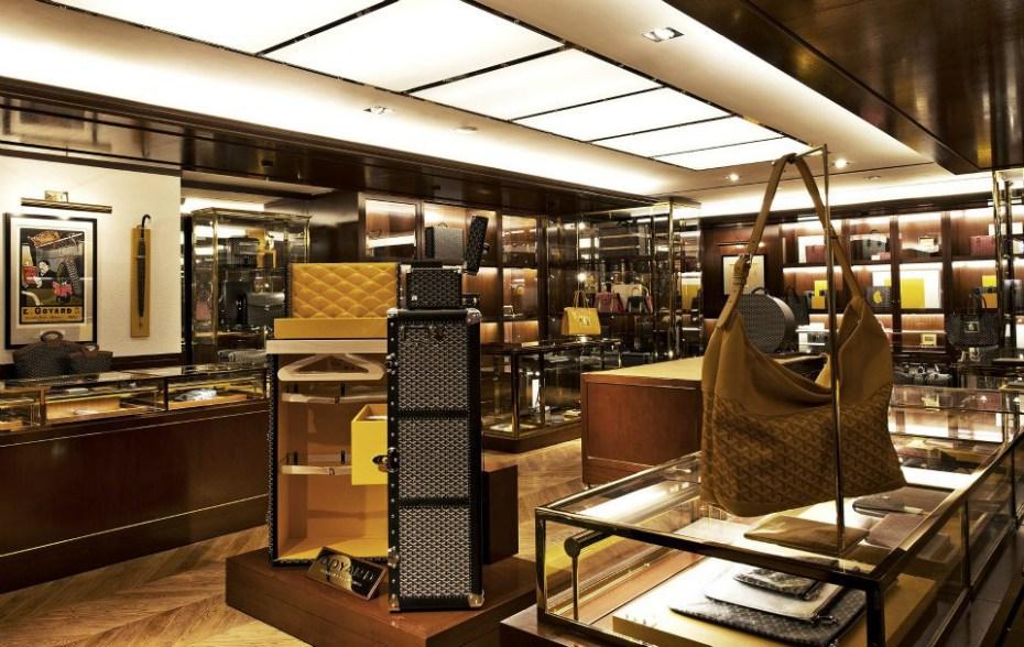 Image of Goyard Regent Taipei Flagship Store