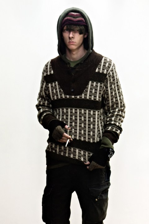 Image of GRIND: White Mountaineering 2012 Fall/Winter Collection Editorial