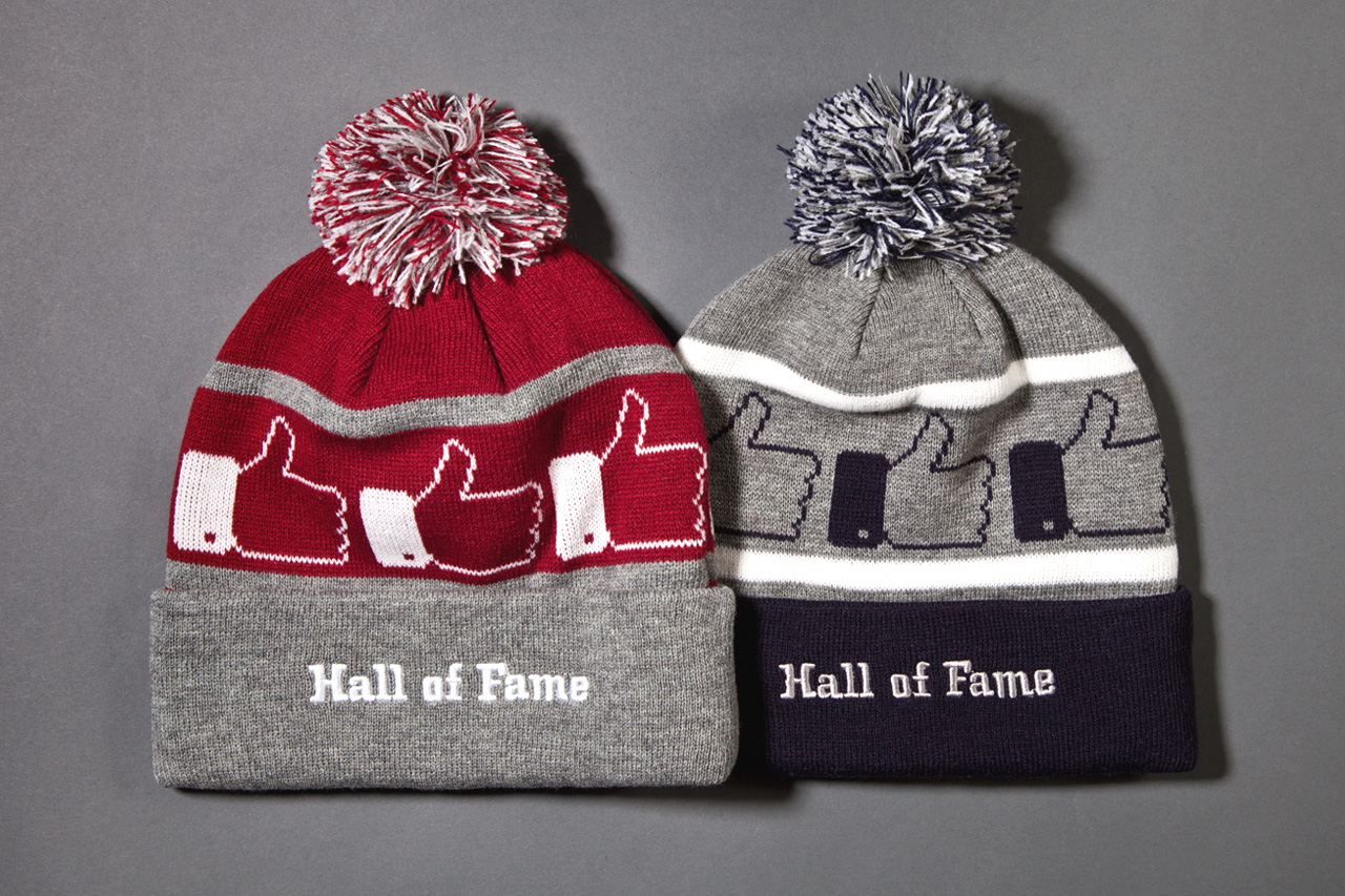 Image of Hall of Fame 2012 Fall/Winter Headwear Releases