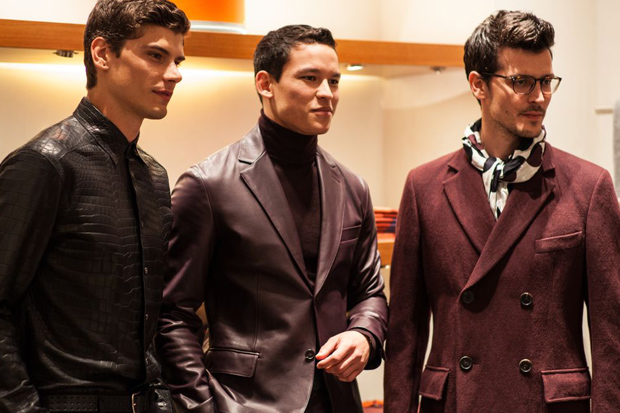 Image of Hermès Men's Universe Project San Francisco Event Recap