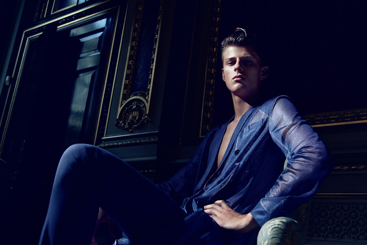 Image of HERO: Dior Homme 2013 Spring/Summer Editorial Preview