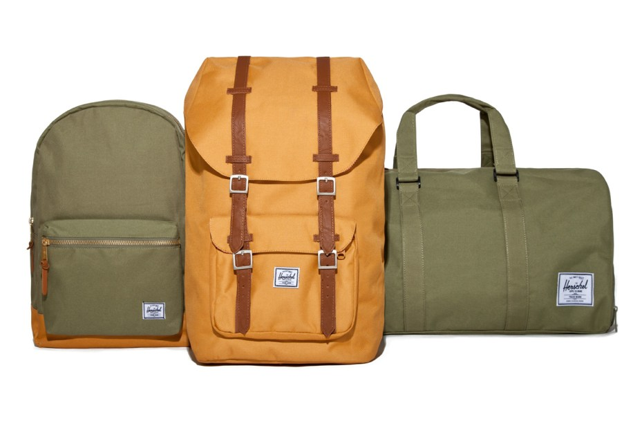 Image of Herschel Supply Co. 2012 Holiday Collection