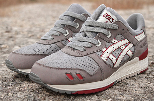 "Image of Highs and Lows x ASICS ""BRICKS and MORTAR"" Pack"