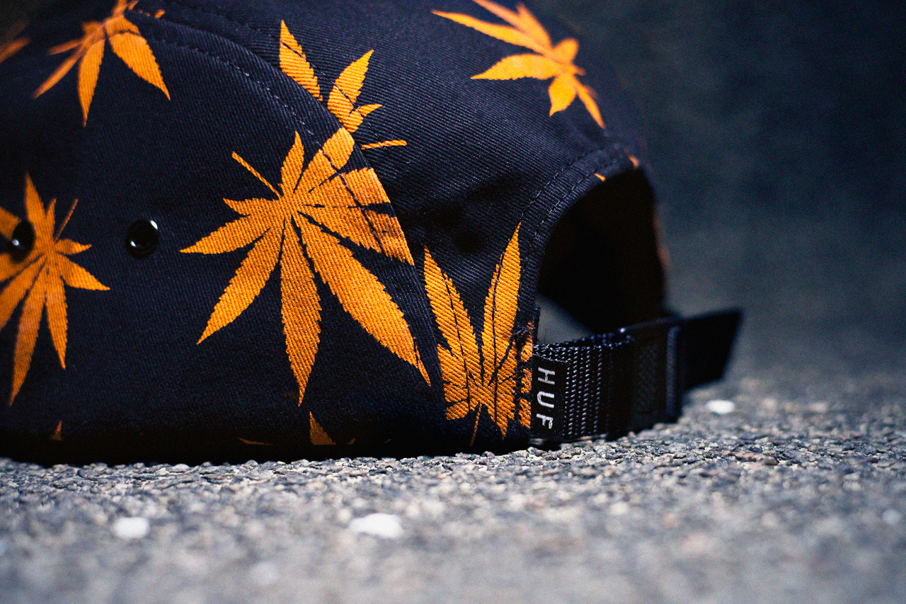 Image of HUF 2012 Fall Plantlife Halloween Pack