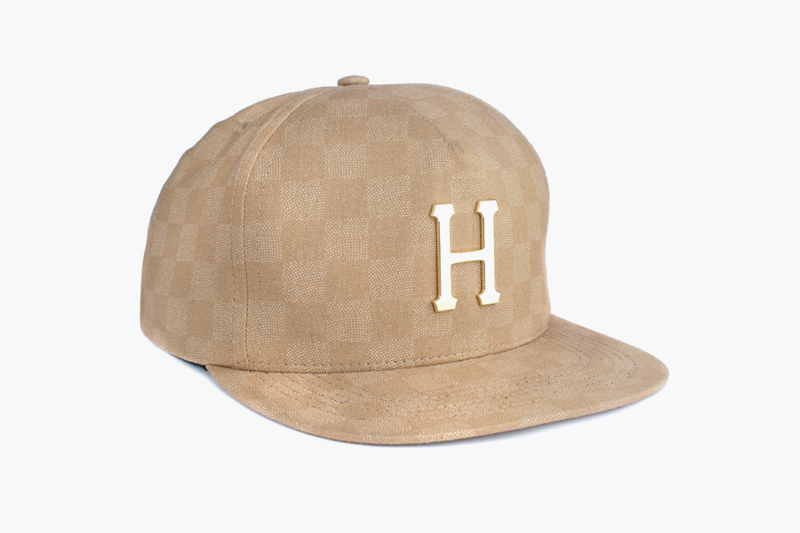 Image of HUF 2012 Fall/Winter Check Pack