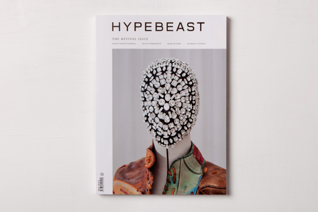 Image of Hypebeast Magazine Issue 2: The Revival Issue