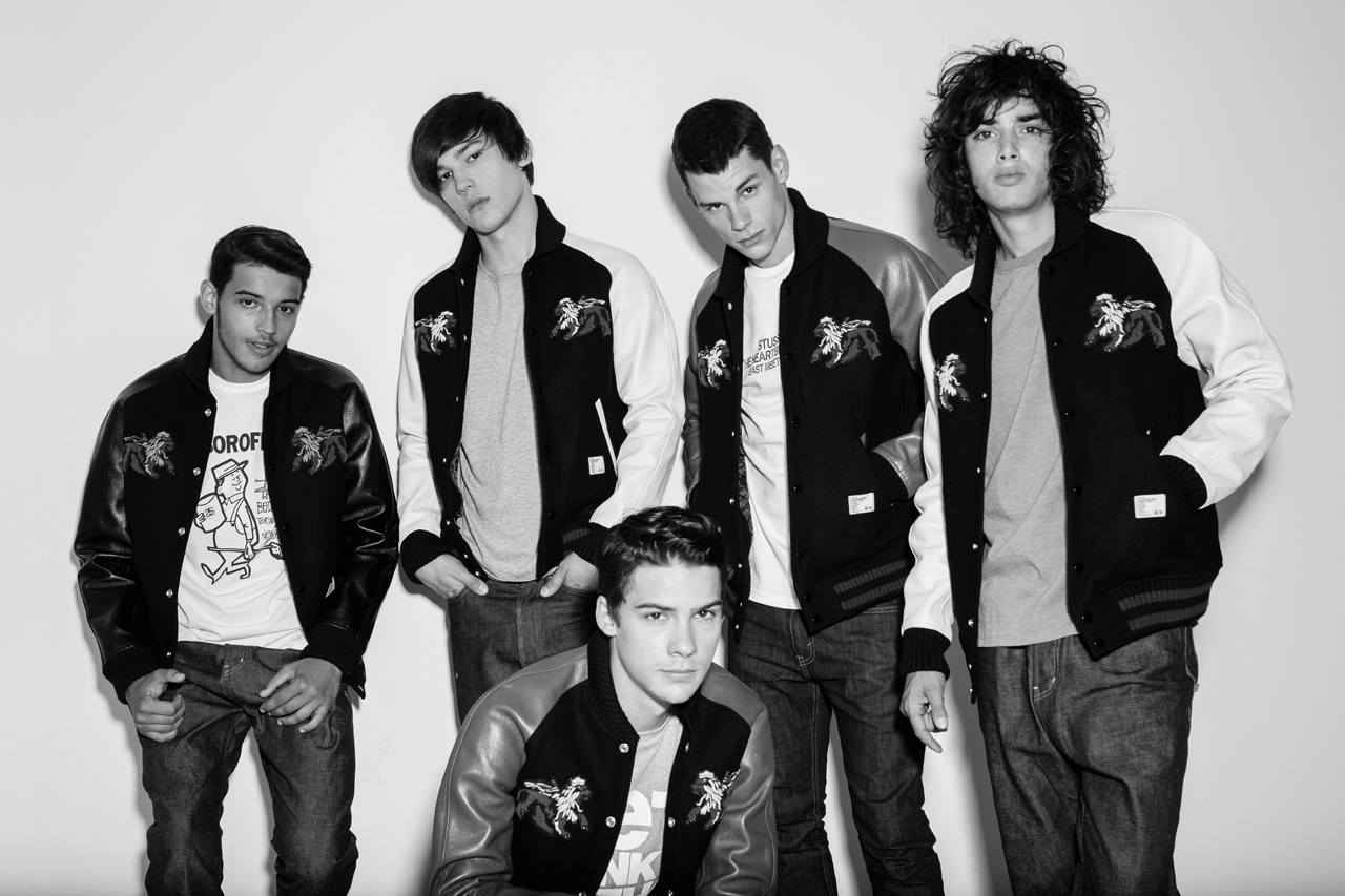 Image of HYPEBEAST Magazine: STUSSY & THE HEARTBREAKERS 2012 Fall/Winter Editorial