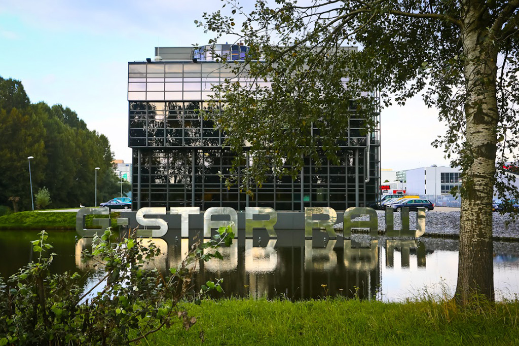 Image of Hypebeast Spaces: G-Star Headquarters in Amsterdam
