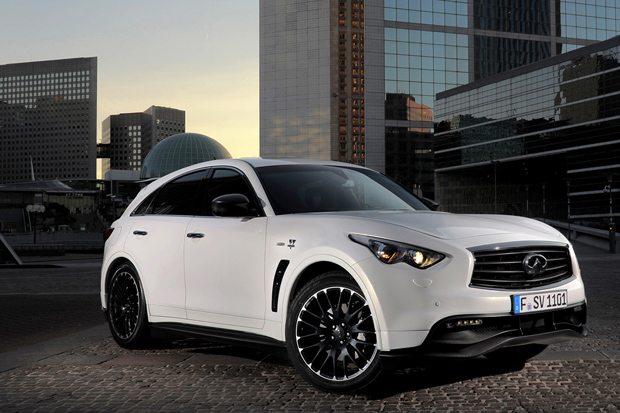 Image of Infiniti FX Vettel Edition