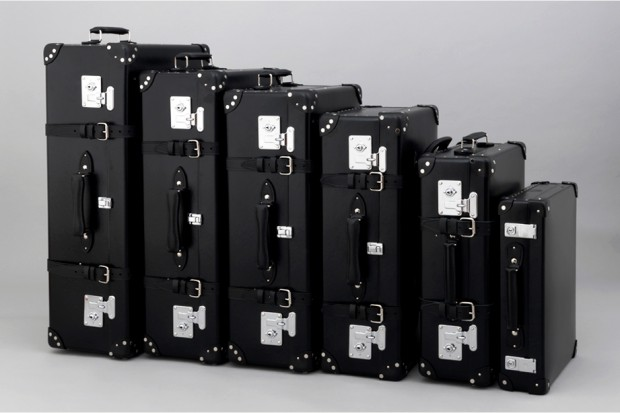 Image of James Bond's Luggage of Choice with Globe-Trotter