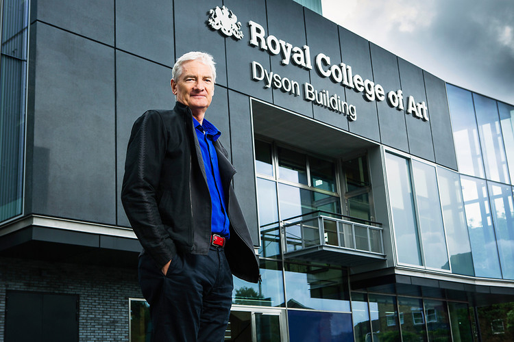Image of James Dyson's New $8 Million Product Incubator