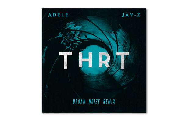 Image of Jay-Z featuring Adele – THRT (The End) [Urban Noize Remix]