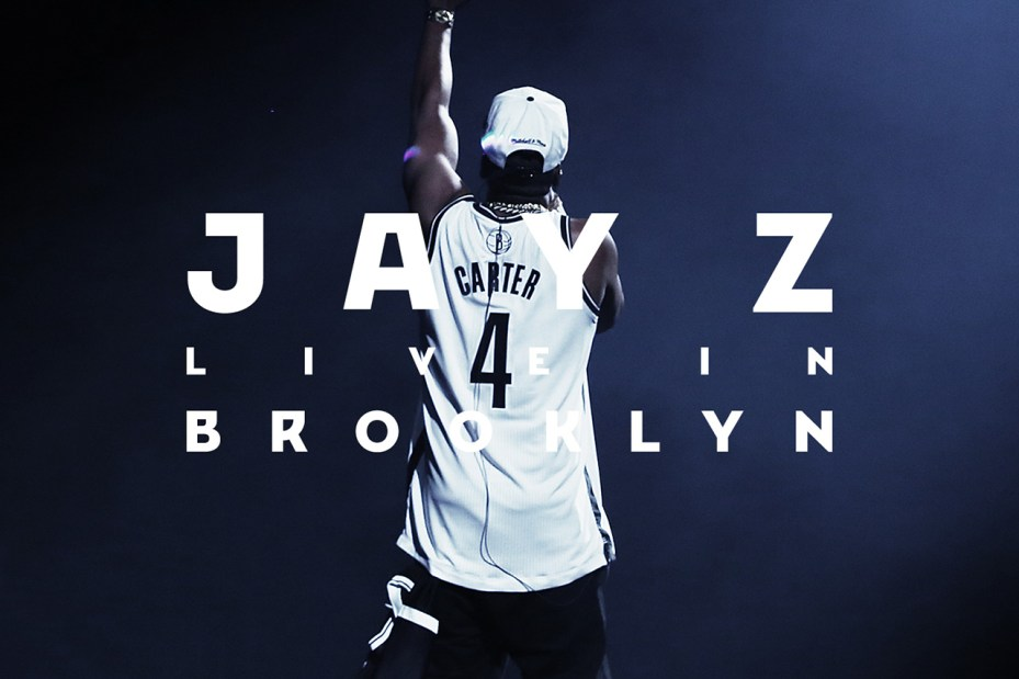 Image of Jay-Z To Release 'Live in Brooklyn' EP