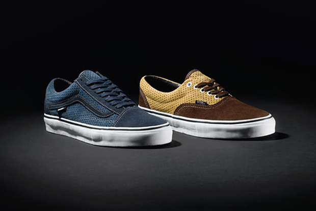 Image of Julien Stranger x Vans Syndicate Era Pro S & Old Skool Pro S