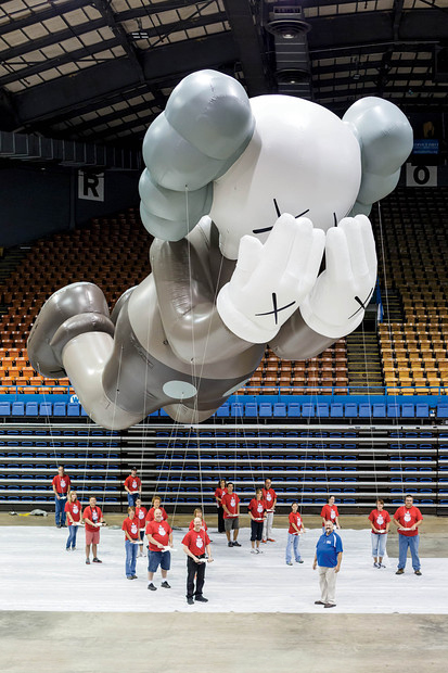 Image of KAWS's Companion Will Make an Appearance at the Macy's Thanksgiving Parade