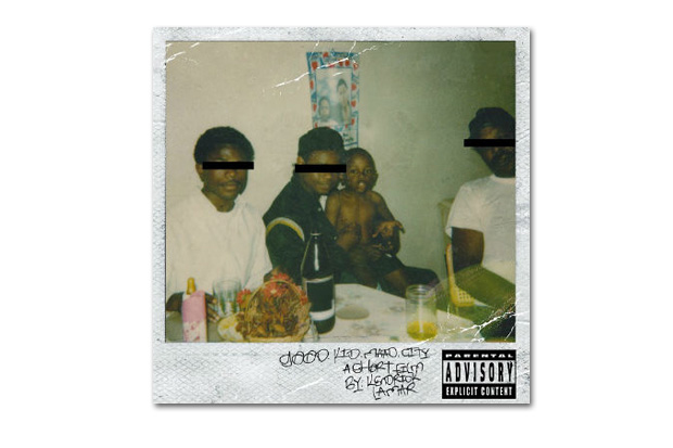 Image of Kendrick Lamar - good kid, m.A.A.d. city (Review)