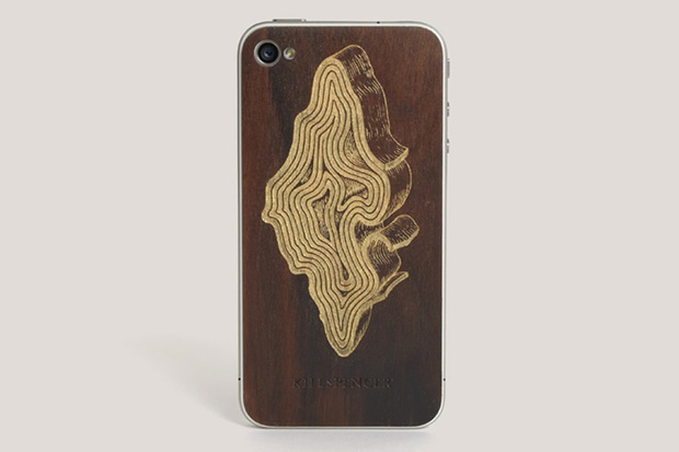 Image of Killspencer Veil by James Jean OVM iPhone Cover