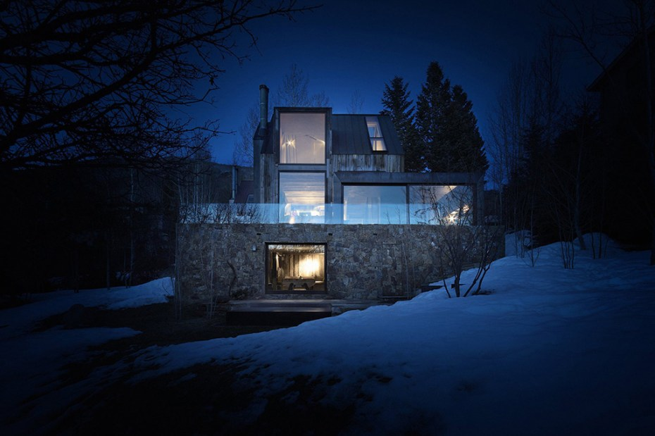 Image of La Muna House by Oppenheim Architecture + Design
