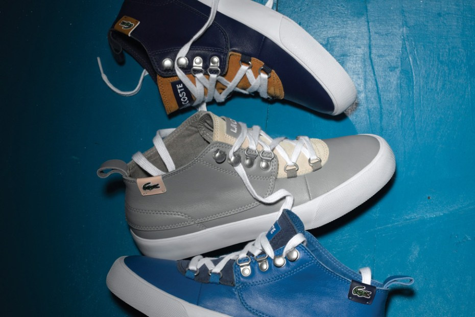 Image of Lacoste L!VE 2012 Holiday Footwear Collection
