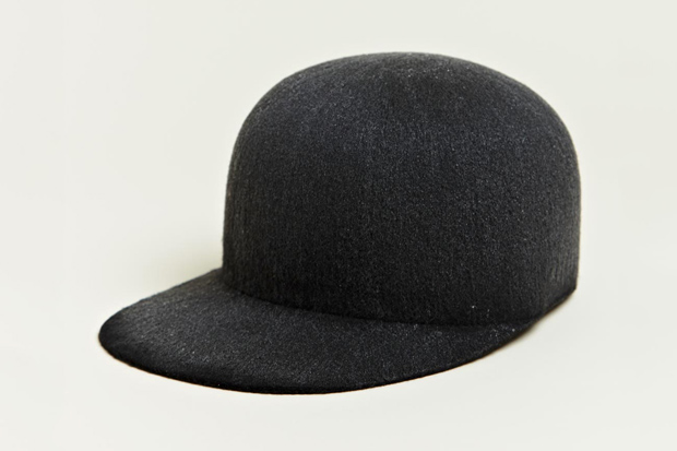 Image of Lanvin 2012 Fall/Winter Resin Melusine Cap