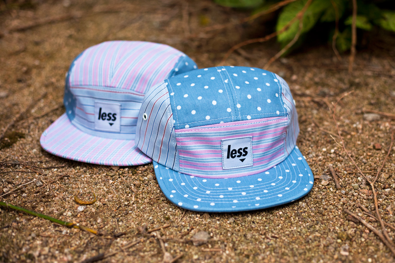 Image of Less 2012 Fall/Winter 5-Panel Camp Caps