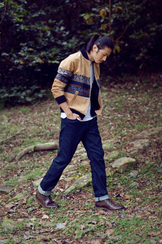 Image of Curated Looks for Levi's® Fall 2012 Collection