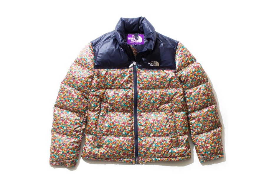 Image of Liberty x THE NORTH FACE PURPLE LABEL 2012 Fall Outerwear