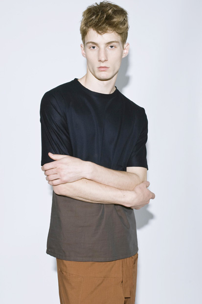"Image of Lucio Vanotti 2013 Spring/Summer ""SLEEPWALKER"" Lookbook"