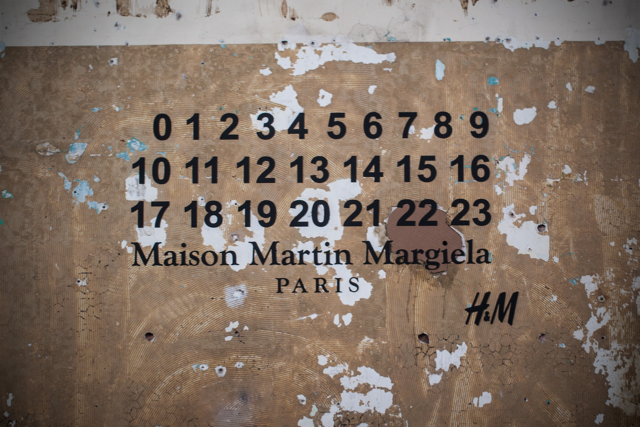 Image of Maison Martin Margiela for H&M 2012 Fall/Winter Collection Launch Recap