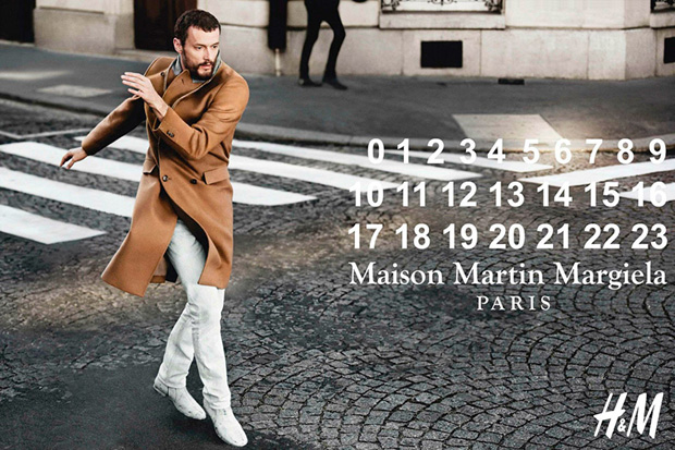Image of Maison Martin Margiela for H&M Campaign Preview