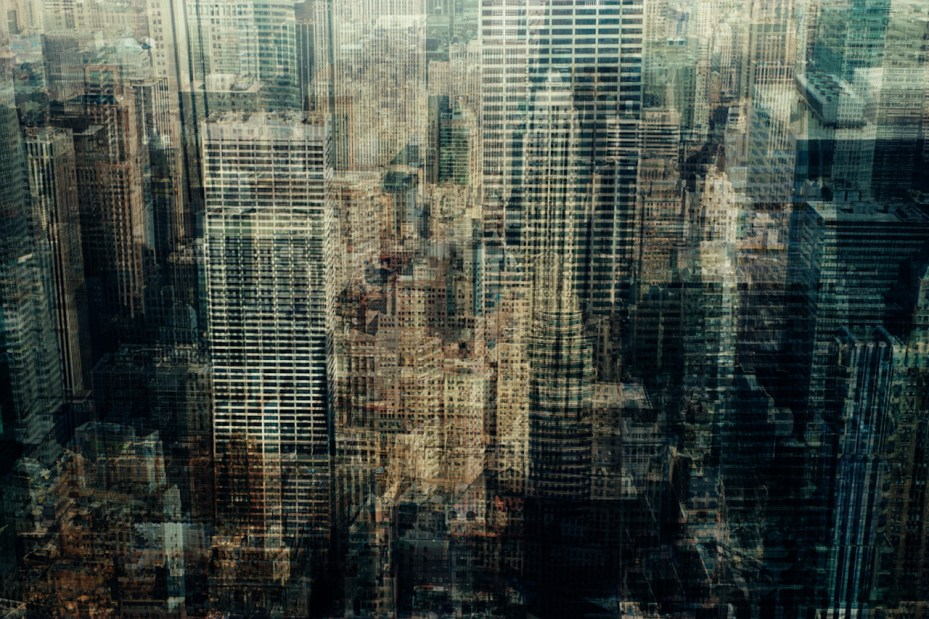 Image of Manhattan's Skyscrapers Through the Lens of Florian Mueller