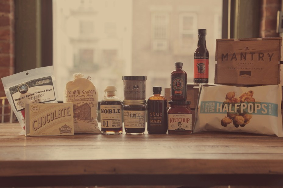 Image of Mantry - The Modern Man's Pantry