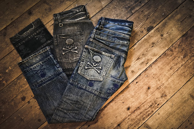 Image of mastermind JAPAN 2012 Fall/Winter Denim