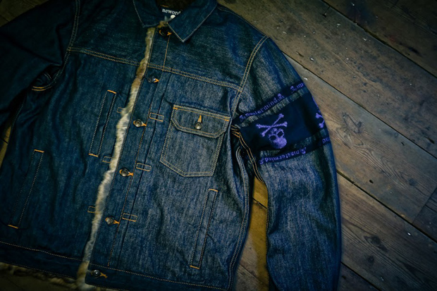Image of mastermind JAPAN 2012 Fall/Winter Denim Jacket