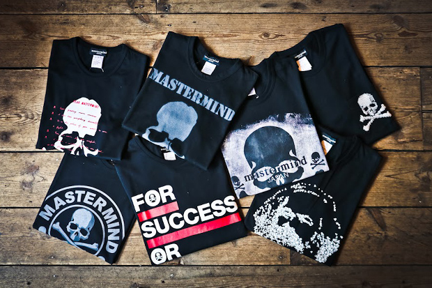 Image of mastermind JAPAN 2012 Fall/Winter T-Shirt Collection