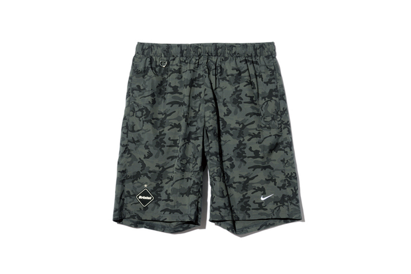 Image of mastermind JAPAN x F.C.R.B. 2012 Fall/Winter Camouflage Capsule Collection