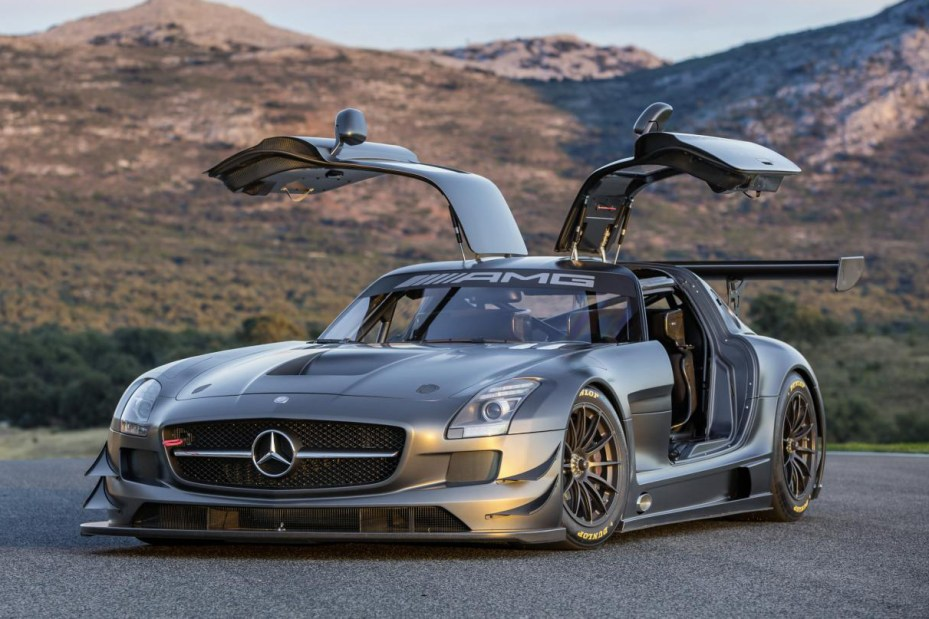 Image of Mercedes-Benz 45th Anniversary SLS AMG GT3