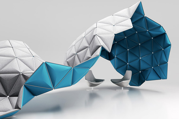 Image of Modular Space Frame Structures by formkind