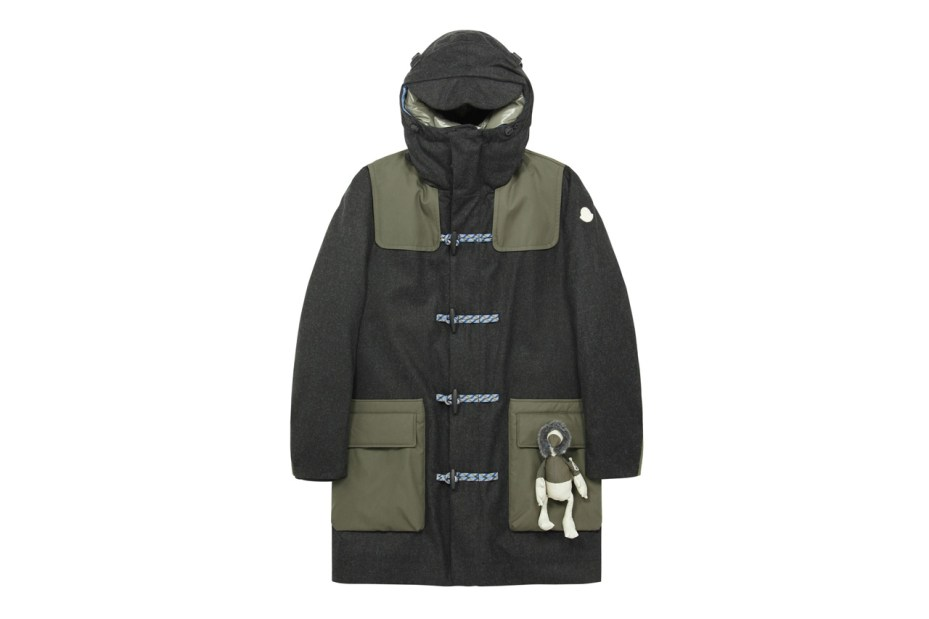 Image of Moncler 'R' 2012 Fall/Winter Bowfell Parka
