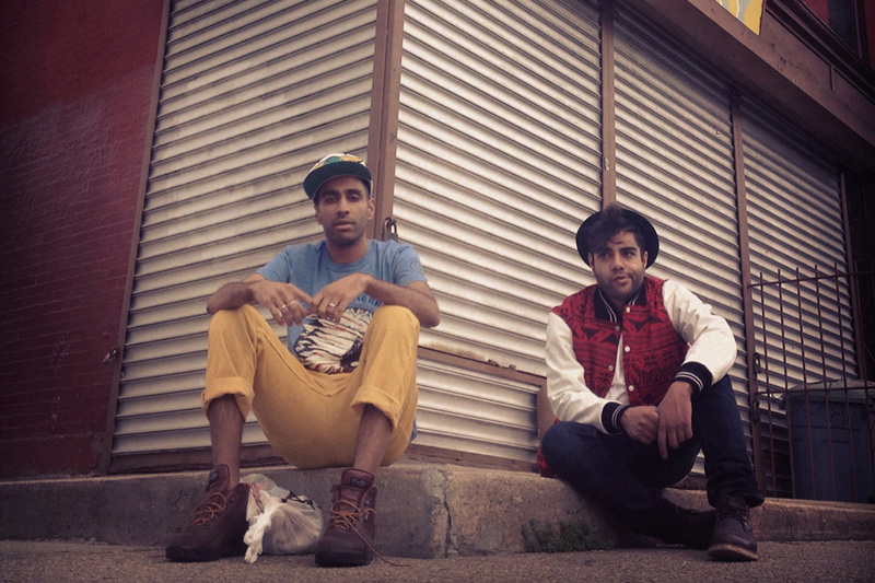 Image of Moss 2012 Fall/Winter Lookbook featuring Das Racist