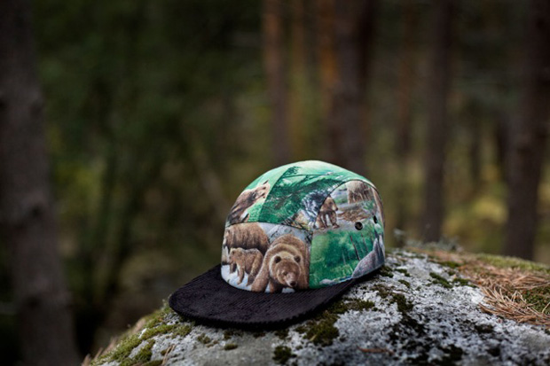 "Image of MOUPIA 2012 Fall/Winter ""The Wild Animals"" Collection"