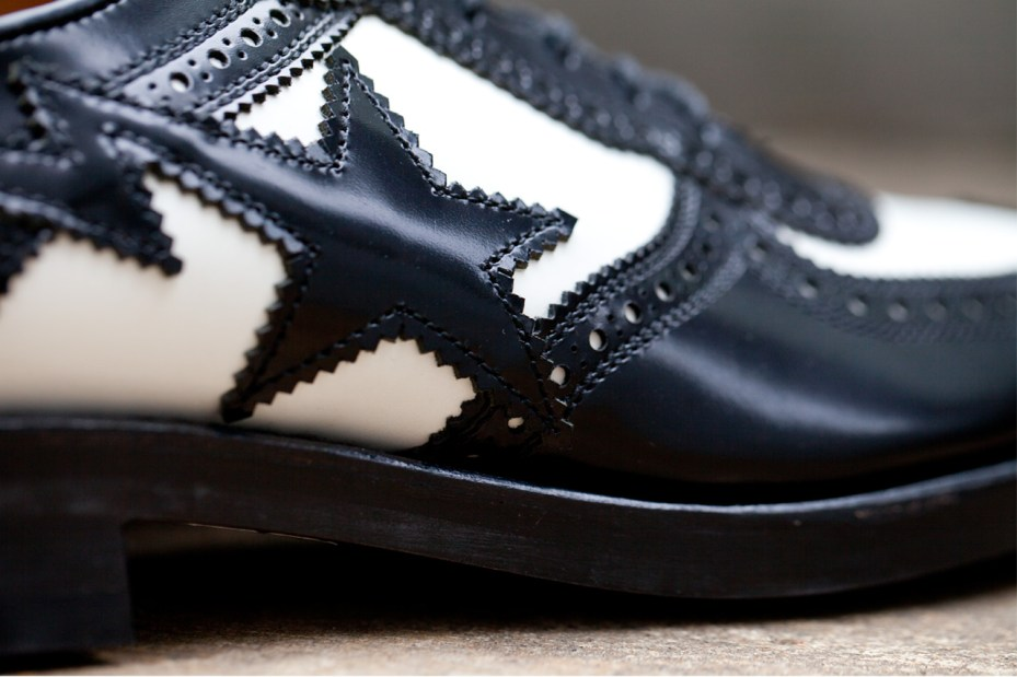 Image of Mr. Bathing Ape x Regal 2012 Fall/Winter Brogue Shoes