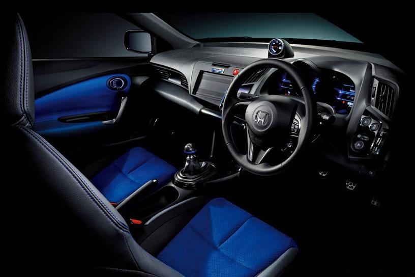 Image of Mugen Debuts New Honda CR-Z MUGEN RZ