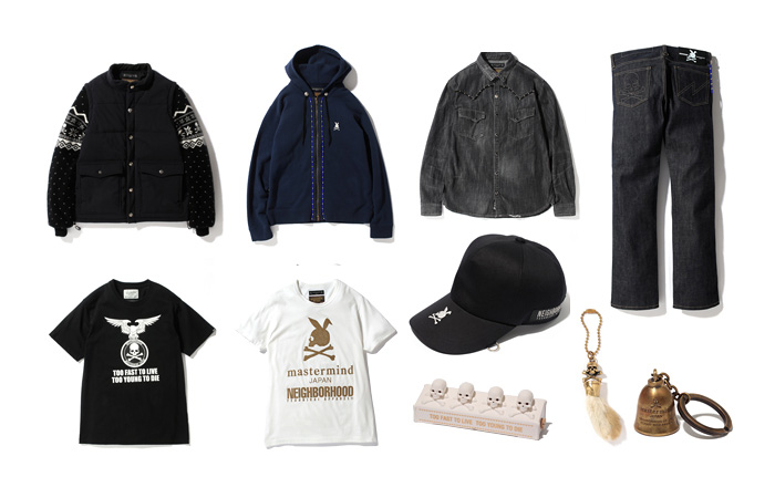 Image of NEIGHBORHOOD x mastermind JAPAN 2012 Fall/Winter Collection